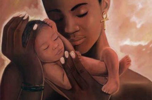 Article : L'amour d'une mère