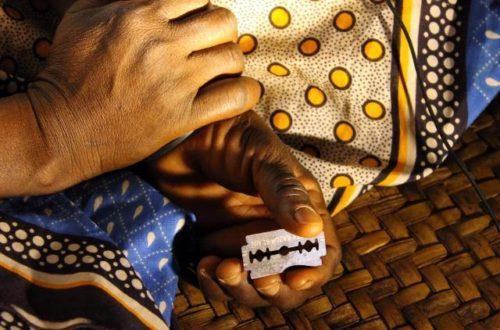 Article : L'excision, une marque à vie