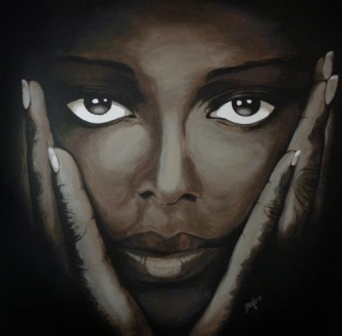 Crédit Photo: https://www.batesartist.com/visage-femme-africaine/