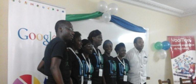 Article : La journée internationale de la femme célébrée par les Women Techmakers