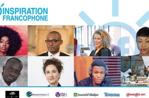 Article : Cinq conseils de jeunes Francophones pour réussir