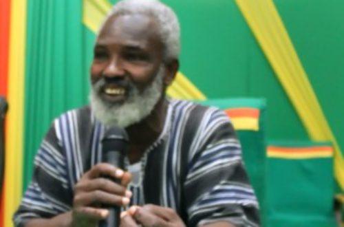 Article : Camara Nangala, de l'âge et des oeuvres…