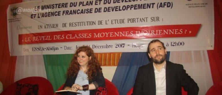Article : Voici la  place qu'occupent les classes moyennes ivoiriennes