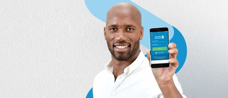 Article : Quand Dider Drogba influence Standard chartered bank