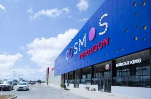Article : Cosmos, le premier centre commercial moderne de Yopougon, ouvert !