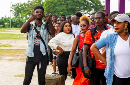 Article : Auditions MTV Shuga Babi : la grosse mobilisation des jeunes